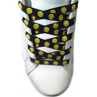 Hymiönaamaiset kengännauhat