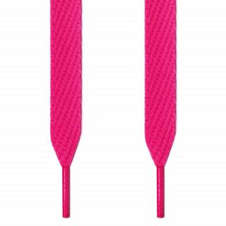 Ekstraleveät tumman pinkit kengännauhat