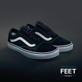 Ekstraleveat mustat kengännauhat