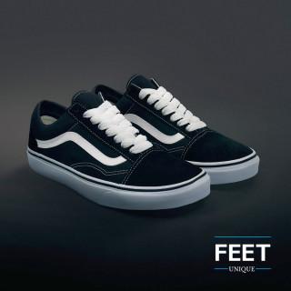 Litteät lenkkareiden kengännauhat