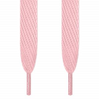 Superleveät pinkit kengännauhat
