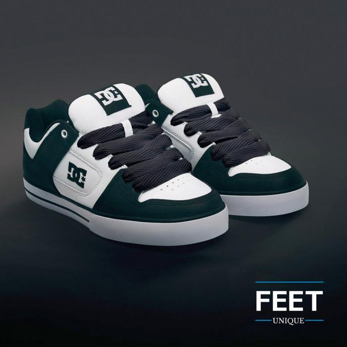 Superleveät mustat kengännauhat