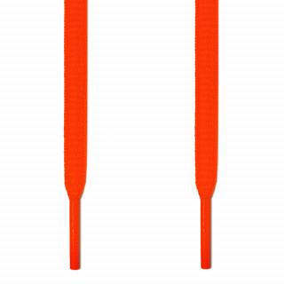 Soikeat neon oranssit kengännauhat