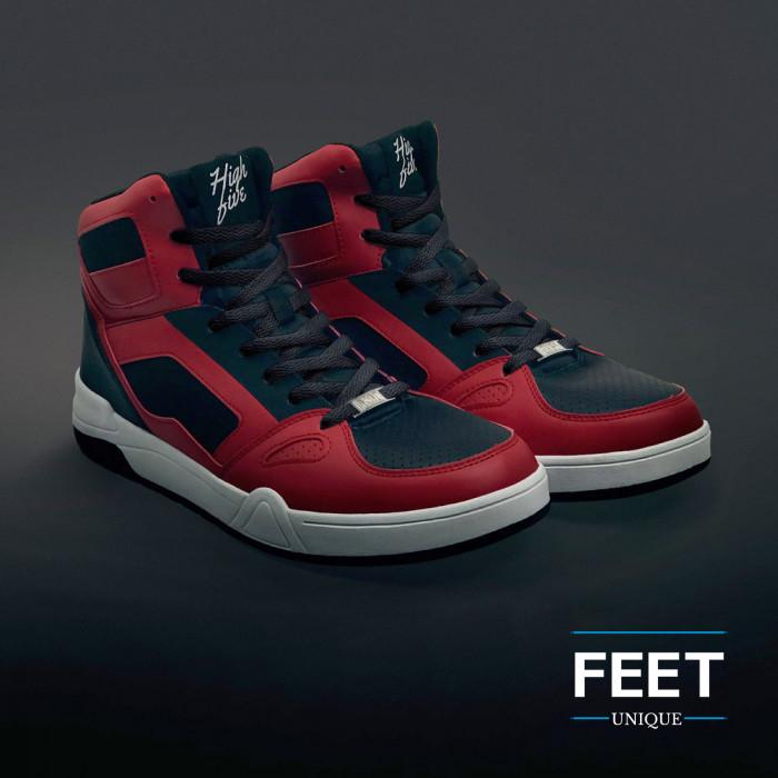 Litteät mustat kengännauhat