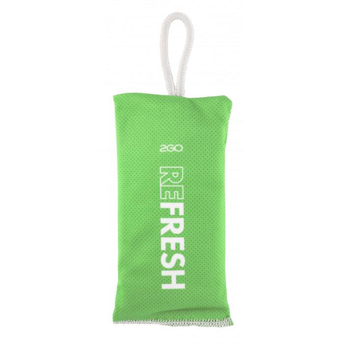 Refresh - Raikastaja -puuhiilikankainen pussi kengillesi